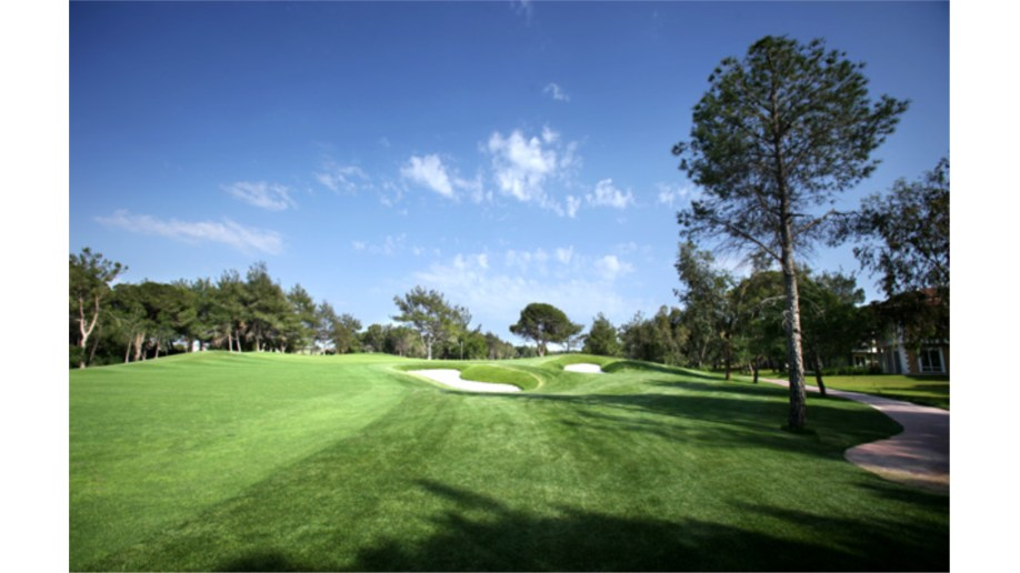 Montgomerie 6th Hole