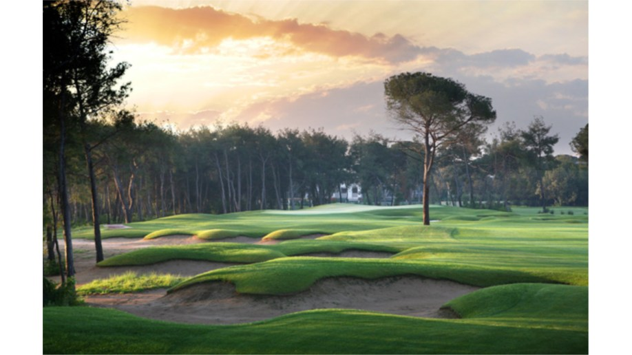 Montgomerie 7th Hole