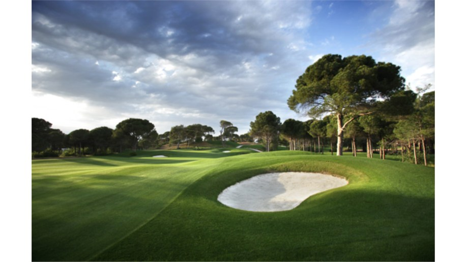 Montgomerie 15th Hole