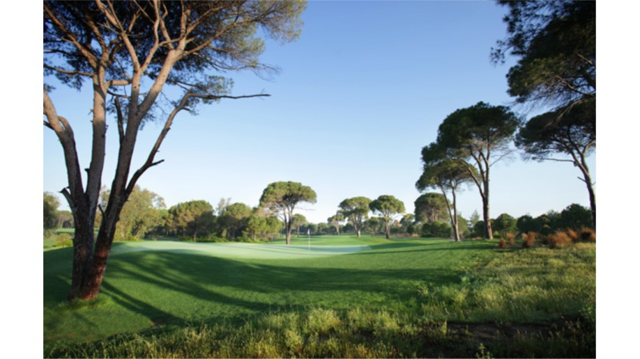 Montgomerie 17th Hole