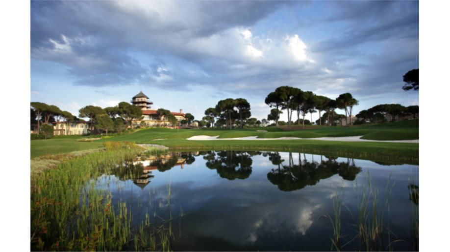 Montgomerie 18th Hole