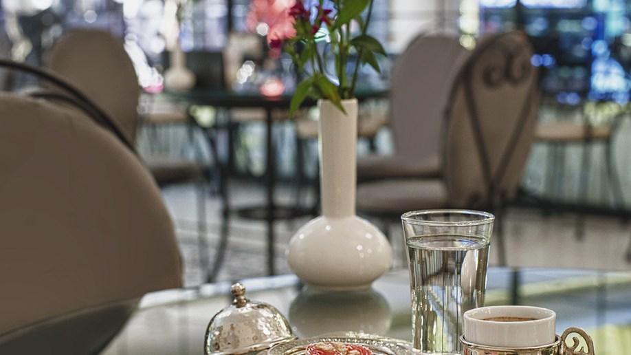 LE MéLANGE Pastane-Cafe