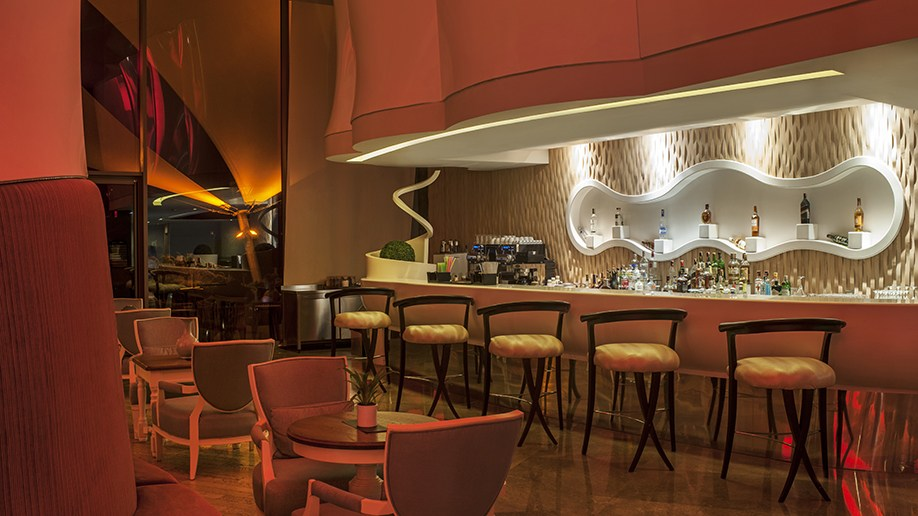 Beverly Hills Lobby Bar