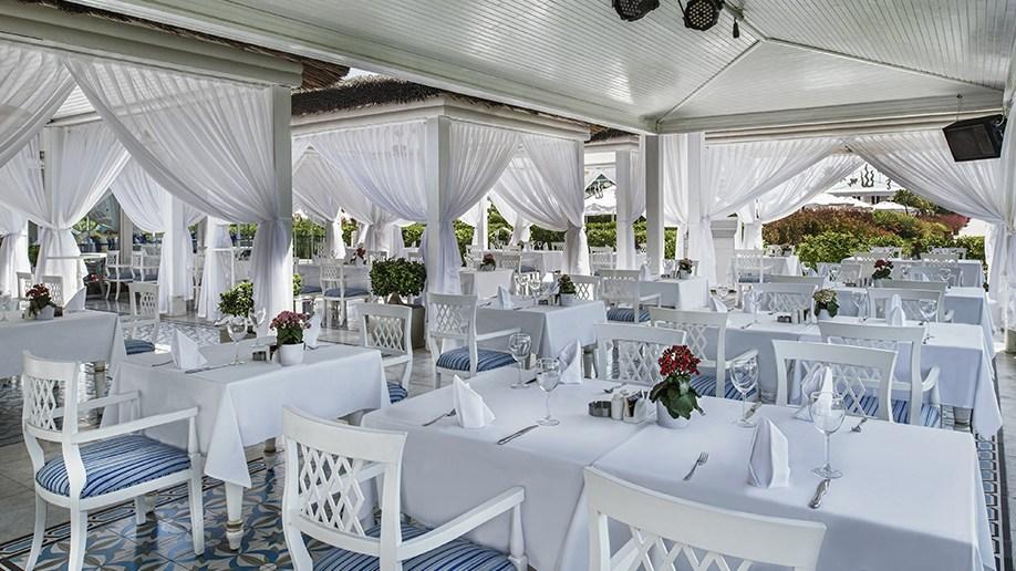 Ocean's Fish & Greek Restaurant