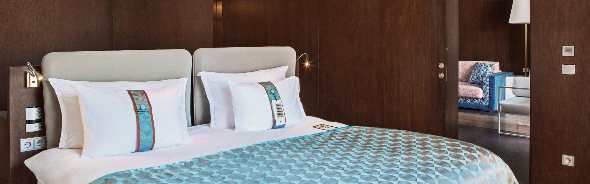 Maxx Laguna Süit 1 Yatak Odalı