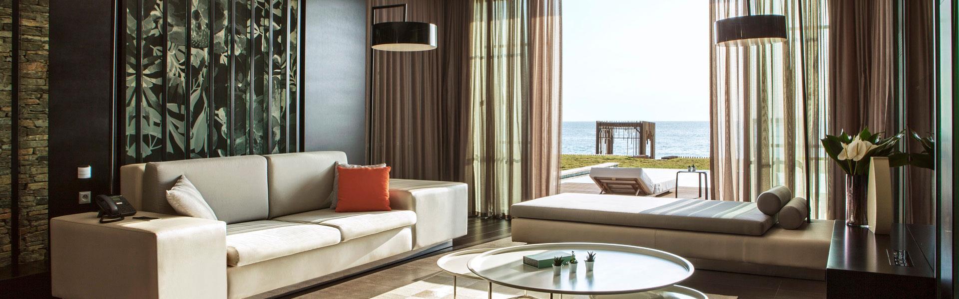 Royal Beach Villa 3 Yatak Odalı